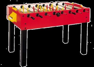Calciobalilla Garlando Rosso